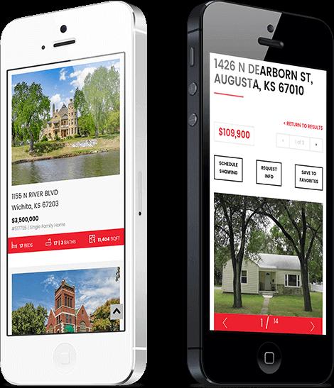 Sudduth Realty Mobile Website