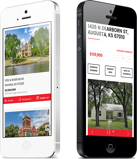 Sudduth Realty Mobile Website