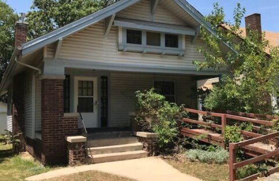 Court Ordered Real Estate Liquidation 331 N Topeka, Eldorado Ks