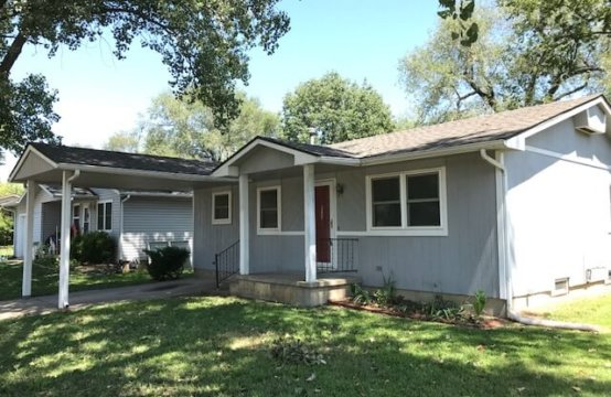 1216 N Spencer, Augusta Ks &#8211&#x3B; Investment Property Auction