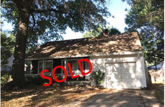 ABSOLUTE Auction 827 N, Terrace, Wichita Ks