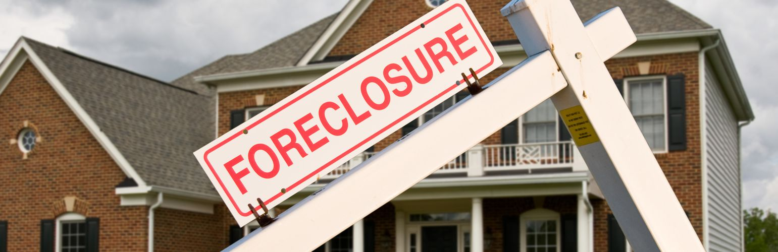 how to buy foreclosed property