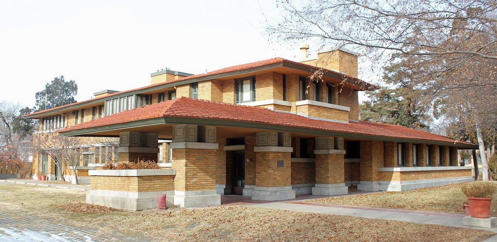 frank lloyd home wichita