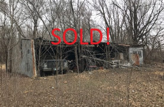 Heavily Wooded 6 Acre Lot Selling at Online Auction  9064 24th Dr, Rock Kansas